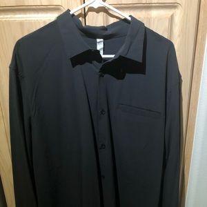 NWT Lululemon button down shirt XXL
